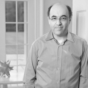 A photo of Stephen Wolfram